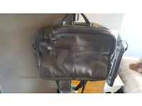 Firetrap leather work bag. £10.