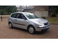 Volkswagen Polo AUTOMATIC 2002 Low Mileage 1 Years MOT Drives Very Well