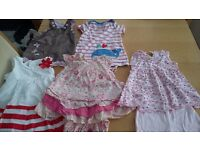 Girls Baby outfits 3-6months and jacket
