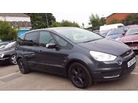 2007 FORD S MAX 2.0 TDCI, FULL HISTORY / 7 SEATS, IMMACULATE CONDITION, LEATHERS. not galaxy zafira