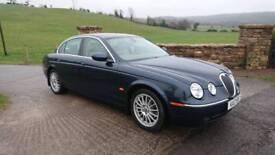 Jaguar s-type 2,7 diesel