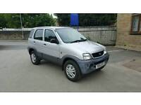2001 (51) Daihatsu Terios 1.3 E **2 KEYS, GOOD HISTORY, 5 SEAT MODEL**