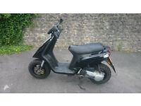 piaggio typhoon 50cc great learner ready bike