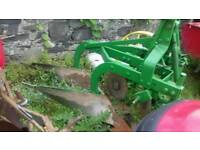 Plough for sale fisher humphres