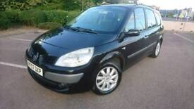 Renault Grand Scenic 1.6 VVT Dynamique 6 speed 7 seater