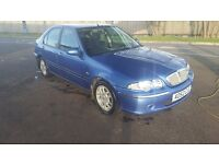 ROVER 45 FOR SALE OR SWAP