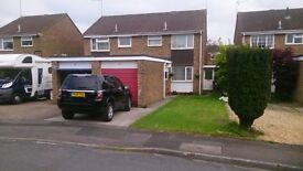Double Room in shared house, Stratton. Great location, convenient for Honda, town and motorway.