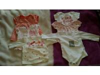 Small girl bundle 0-3 month