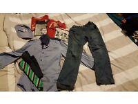 Boys clothes 8 yrs