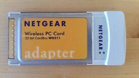 NetGear WG511 - Wireless Network Card