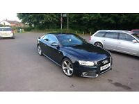 "2010 Audi A5 3.0TDI Quattro SLine Sp Edition 240- Rare manual, Bang & Olufsen 14 speaker, 19"" alloys"