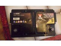 Yuasa YBX Car Battery