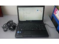 Toshiba Satellite C660-22V laptop / 15.6 inch / Intel core i3 processor