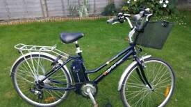 ELECTRIC BIKE, URBAN MOVER, FANTASTIC AS NEW CONDITION