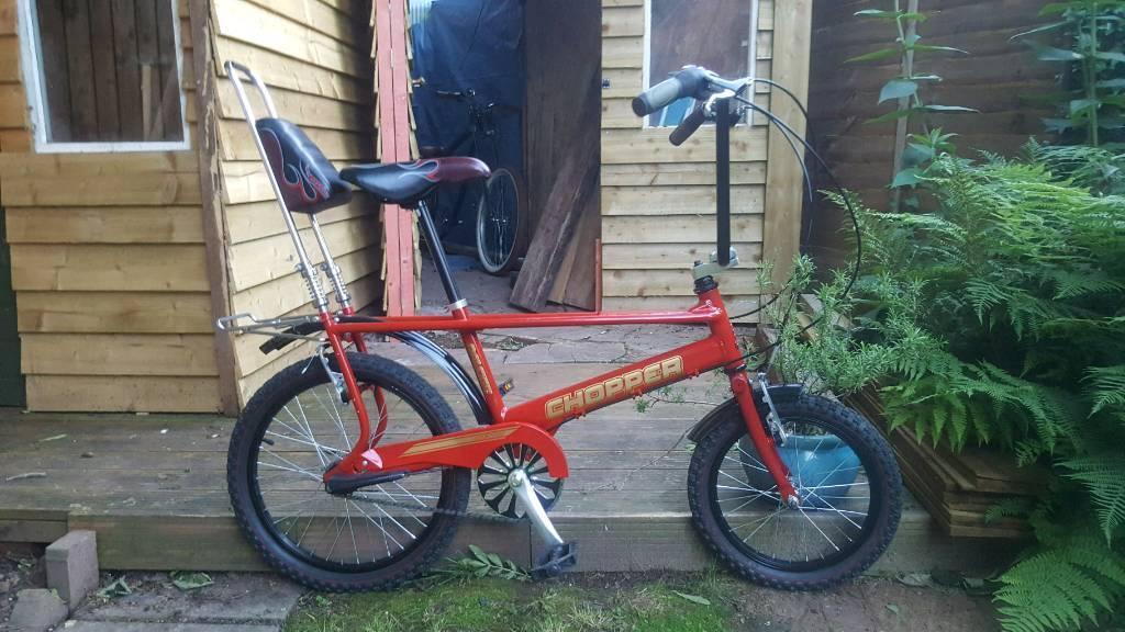 Raleigh Chopper The Hot One In Exmouth Devon Gumtree