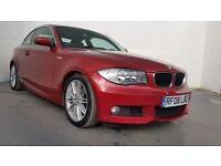 2008|BMW 1 SERIES|2.0|FULL SERVICE HISTORY|2 FORMER KEEPERS|HPI CLEAR