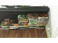 180 starwars marvel batman spiderman books