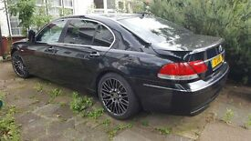 BMW 730 LD LIMOUSINE NEW BMW ENGINE