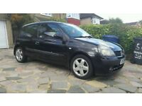 2004 renault clio 1.2 eco 3dr drives perfect not ford vw vauxhall