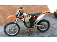 KTM EXC F 350 Road legal MX Enduro