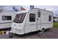 Compass Rambler 15/5 - 5 Berth Touring Caravan