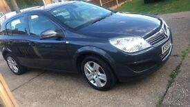 Vauxhall Astra active 1.4 manual