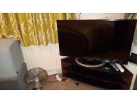 42 inch sony bravia tv with blu ray dvd player