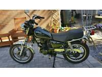 motor bike 125