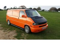 Great looking, reliable, rust free VW T4 2.5 TDI