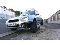 Subaru Impreza gx sport, lifted, lpg