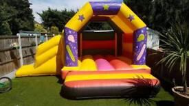 Bouncy castle & Softplay hire