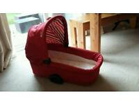 Hauck carry cot / moses basket brand new