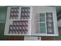 COLLECTION OF 1972 ROYAL SILVER WEDDING COMMONWEALTH STAMPS