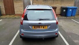 Ford fiesta 06 plate (LOW MILEAGE 091252)