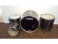 Tama Superstar Shellpack and Sabian XS20 Cymbal pack