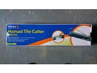 Tile cutter 500 mm