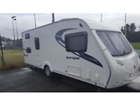 2011 Sterling Europa 565*with Kampa Rally Pro 330 awning*