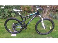 Mountain bike Boardman FS Team 650b (full suspension, size large 19in)