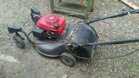 Honda contractors mower