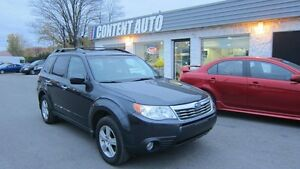 2009 Subaru Forester (Natl) X SPORT  TOIT OUVRANT MAGS AWD FINAN