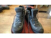Hiking Boots hardly worn