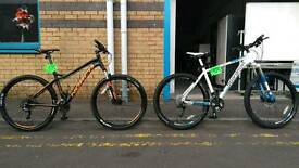 Nice quality bikes available