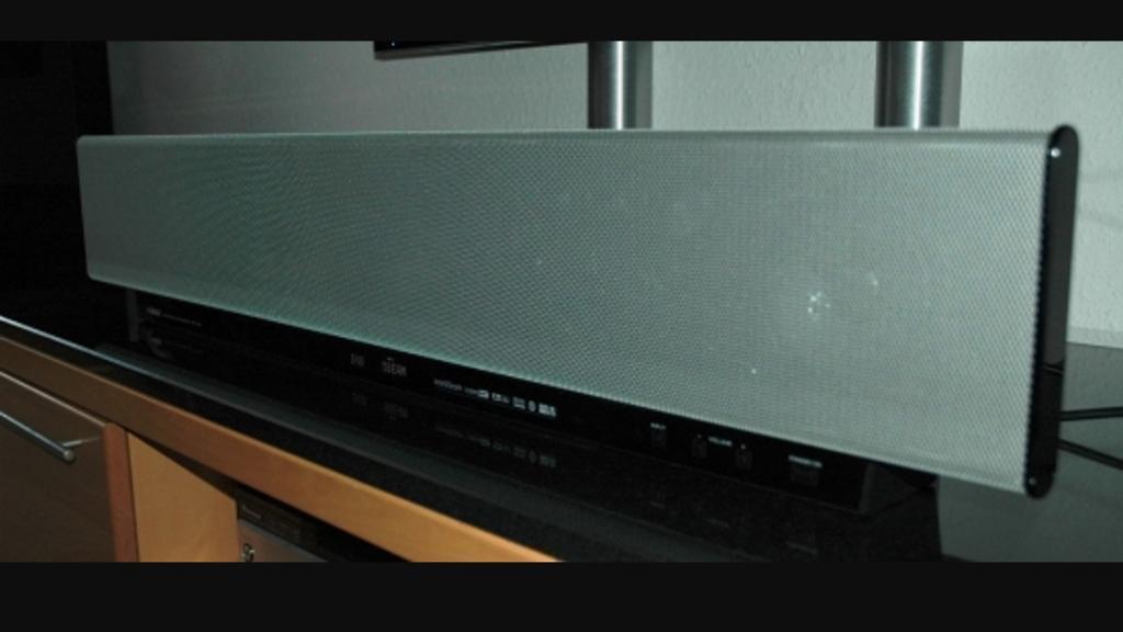 Yamaha ysp 1000 sound bar in leven fife gumtree for Yamaha ysp 1000