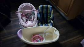 Job lot of baby item's