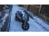 Gilera runner 50 mot ready