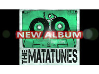 ! THE MATATUNES ARE LOOKING FOR A SINGER!