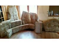 Camper van convertion cushions