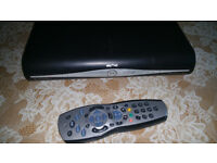 Sky HD Box with or without remote.