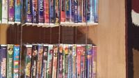 Disney vcr movie collection