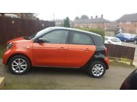 Smar ForFour 2016 £10,500 ono